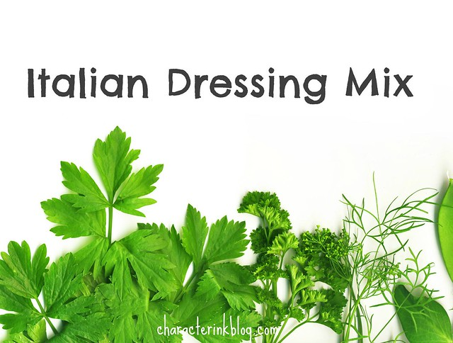 Italian Seasoning Mix Recipe