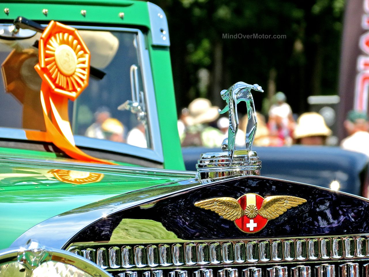 Hispano Suiza Concours of America 2