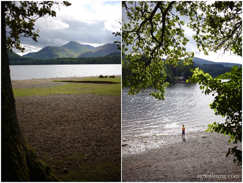 Keswick, the Lake District