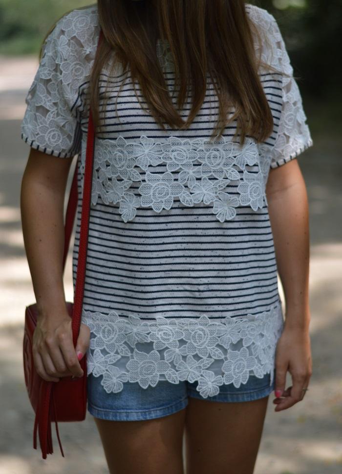 righe e pizzo, wildflower girl, fashion blog, estate (13)