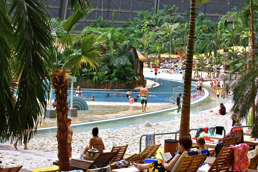 Tropical Islands resort berliini