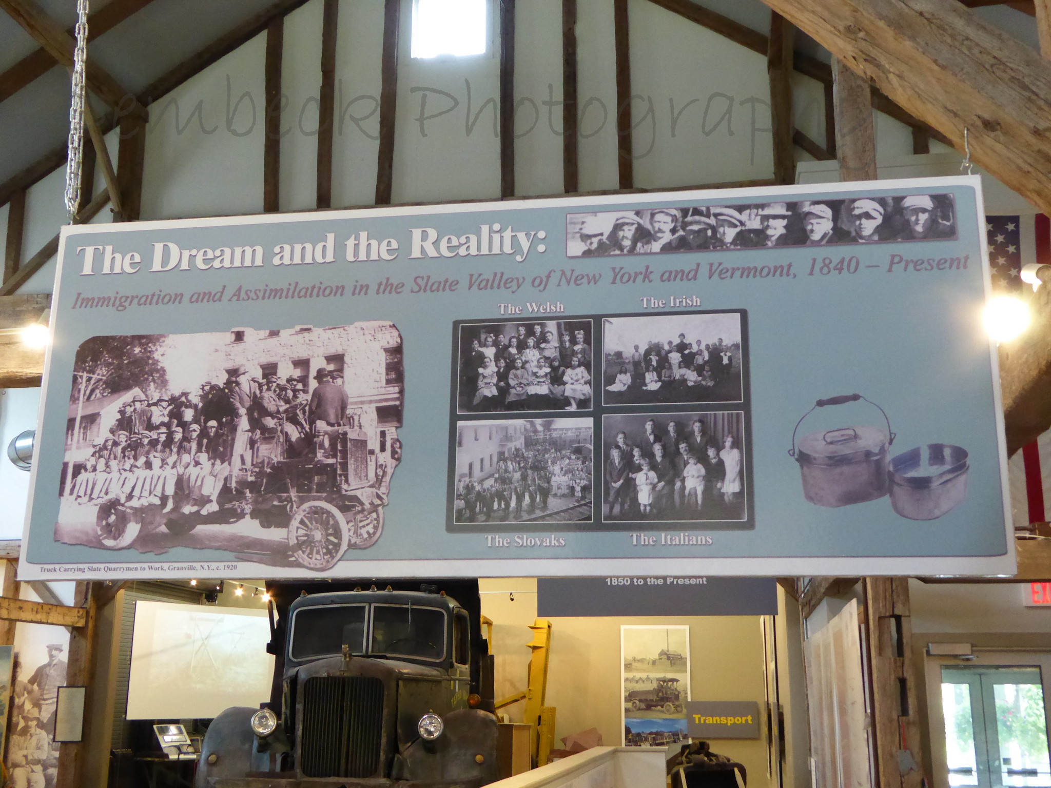 Slate Valley Museum, Granville, NY