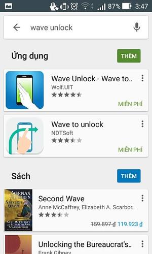 Giới thiệu một vài ứng dụng nhỏ thay thế nút nguồn trên Android. - 82907