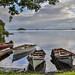 Boating lake by Slowcomo