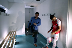 Premier League behind the scenes  Alex Oxlade-Chamberlain10