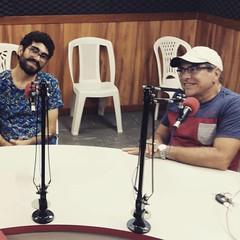 Thiago Almeida e Rogério Soares, os músicos entrevistados de hoje do #programaCulturaeMusica  #BlogAuroradeCinemaregistra