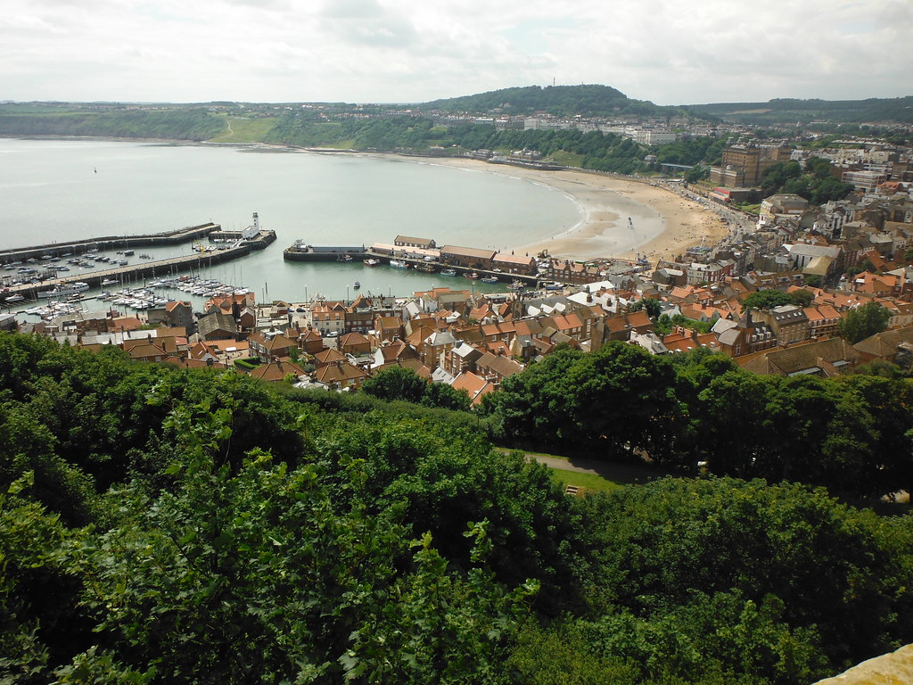 View From Scarborough Castle 2