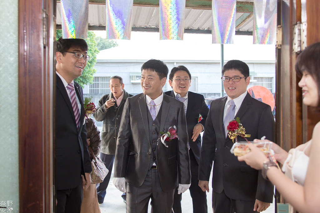 台南婚攝-炳男&慧玲-迎娶儀式 (34)