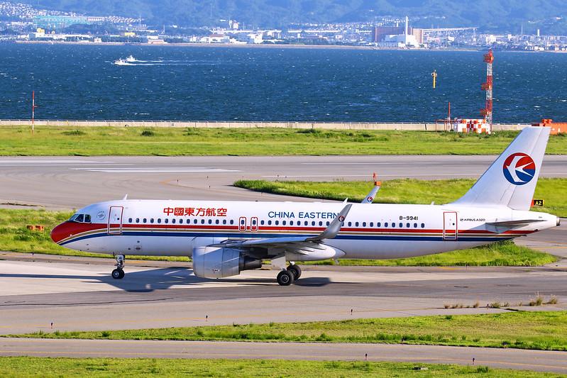 B-9941 中国東方航空 A320-200