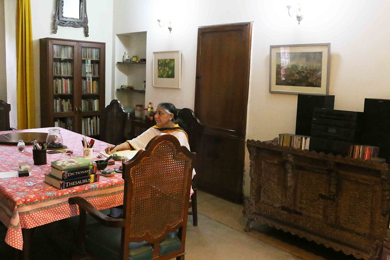 City Culture - Khsuhwant Singh's Drawing Room Secrets, Sujan Singh Park