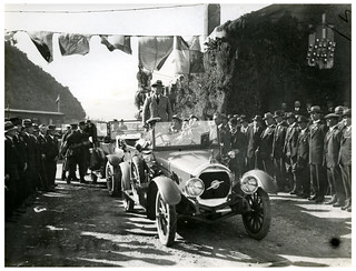 Prince of Wales in Greymouth, Royal Tour 1920