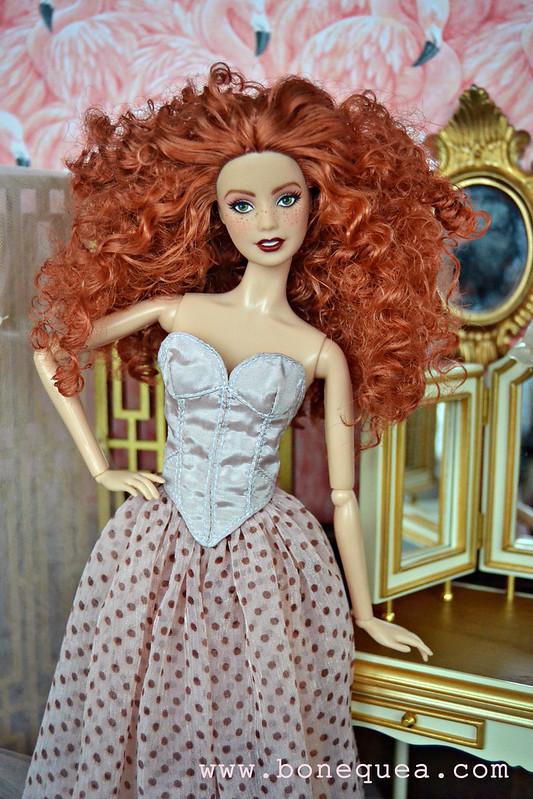 Ooak City Shine Barbie