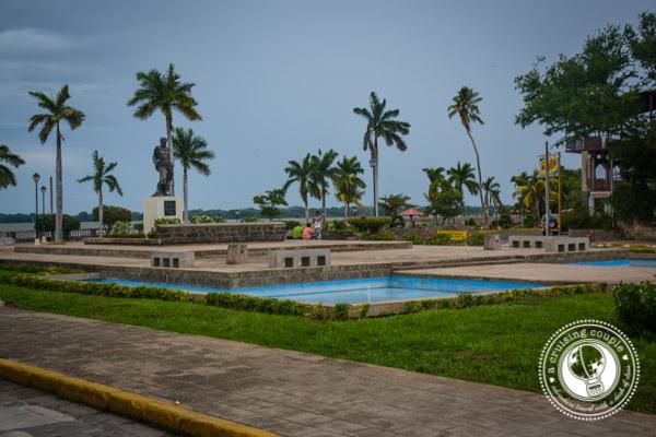 Waterfront Park Granada Nicaragrua