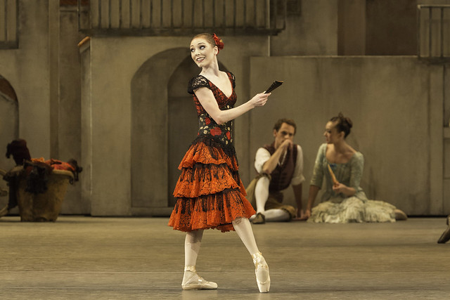 Sarah Lamb as Kitri in Don Quixote © ROH.Johan Persson 2013
