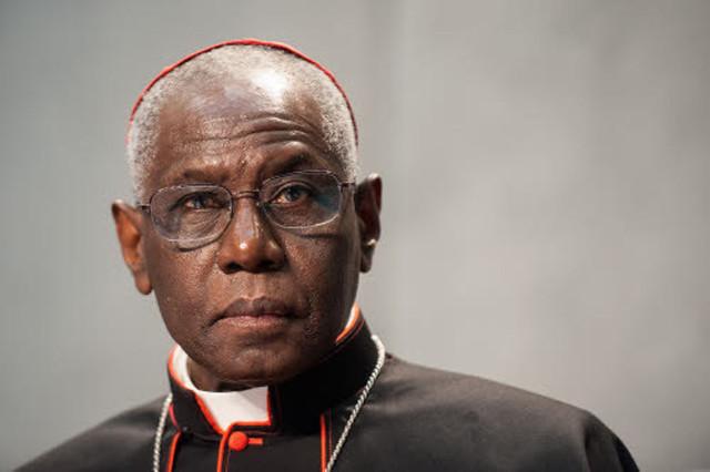 Cardenal Sarah