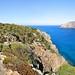 Torre Spagnola rises above the coastline of Sardinia by B℮n