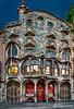 Casa Batllo en Barcelona (Antoni Gaudi)