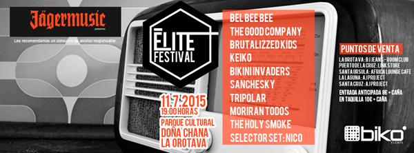 Elite festival
