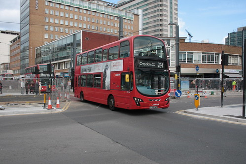 Arriva London South DW269 LJ59LWS