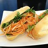 A very decent banh mi on Surrey Street for lunch today