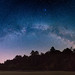 Milky Way Panorama at Hug Point State Park - Explored #23 by Matt Payne Photography