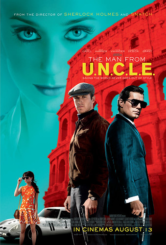 Tayangan Premiere With Budiey – THE MAN FROM U.N.C.L.E