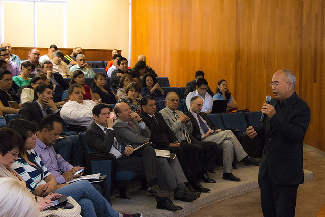 UASLP sede de la XII conferencia Nacional de ANFEQUI