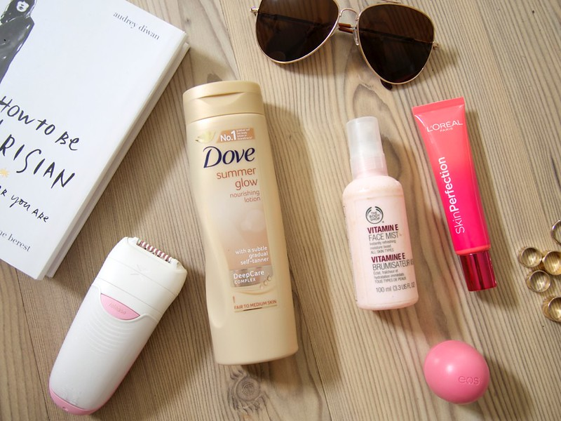 Summerbeautyessentials