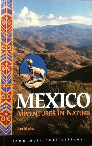 Books: Mexico Adventures in Nature