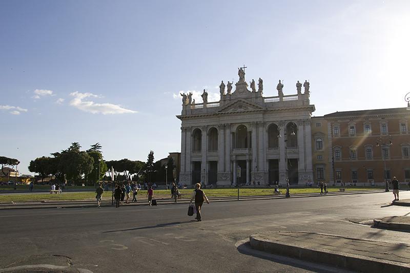 San Giovanni in Laterano Rome