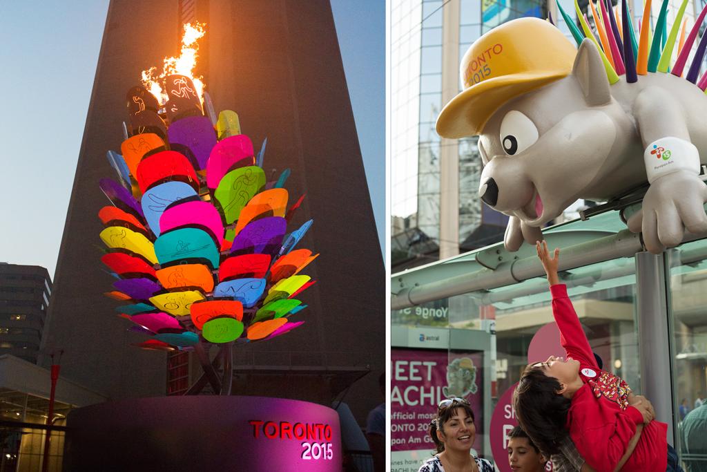 Pan Am Games Toronto 2015