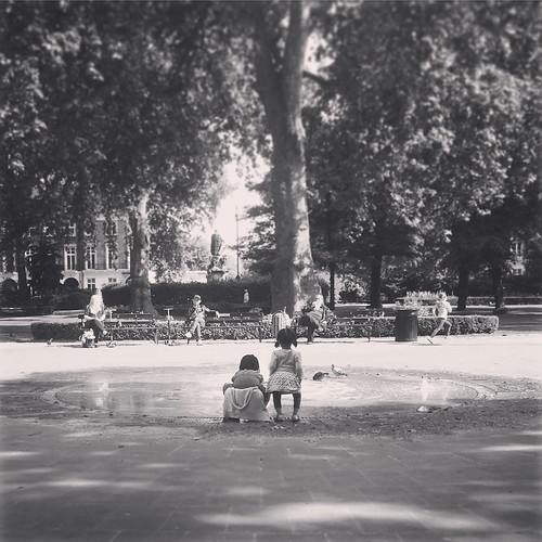 at russell square gardens