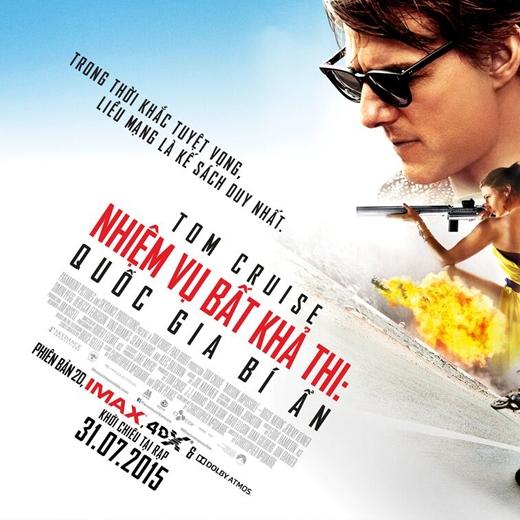Nhiệm Vụ Bất Khả Thi 5: Quốc Gia Bí Ẩn - Mission: Impossible... (2015)