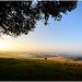 Wiltshire Countryside early morning by OneTrack