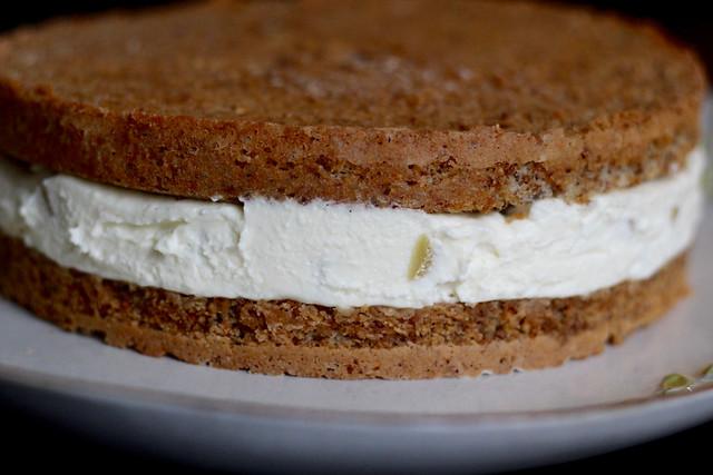 Amalfi Pear & Ricotta Cake - 26