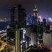 Hong Kong from the Café Grey 2