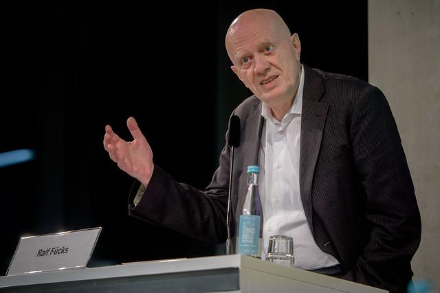 Ralf Fücks (Vorstand, Heinrich-Böll-Stiftung) Foto: stephan-roehl.de
