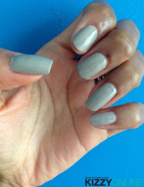 Glisten & Glow HK Girl Fast Drying + Super Shiny Top Coat Nail Polish