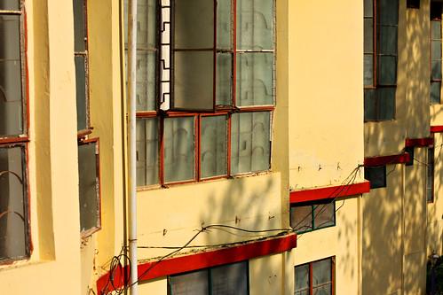 Windows. Shadows.