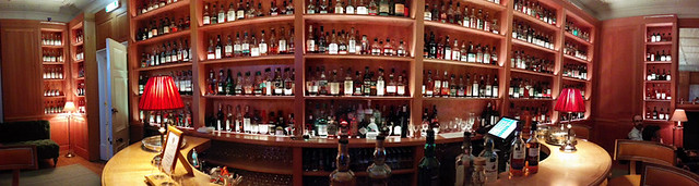 The Quaich Bar @ the Craigellachie Hotel