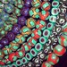 Brand new #polymerclay  #beads ready to be photographed for sale!