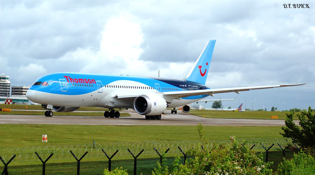 G-TUII - B788 - TUI Airways