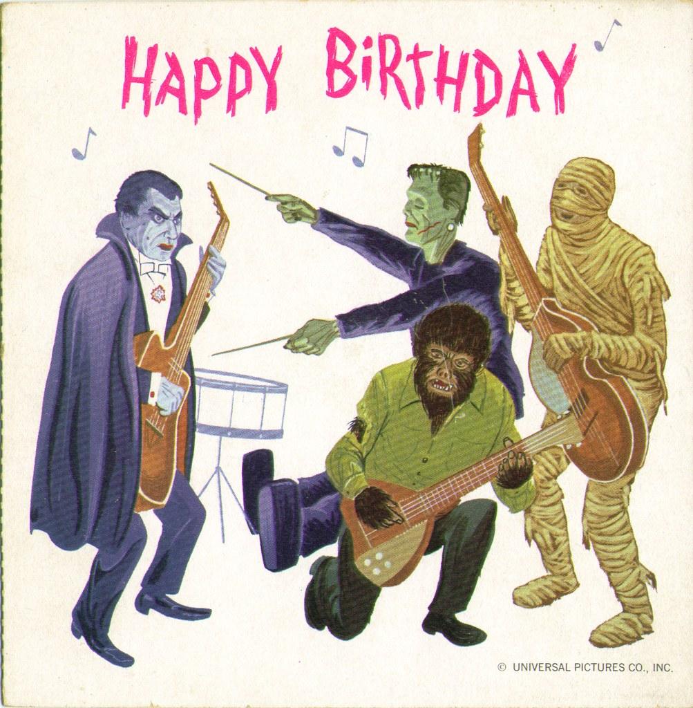 Трэш картинки с днем рождения, открытки