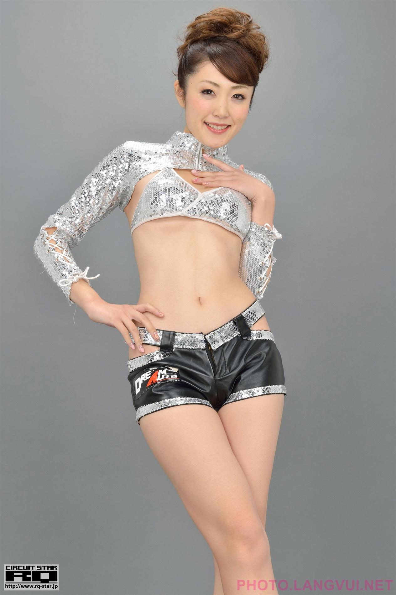 RQ STAR No 01028 Yukina Masaki Race Queen