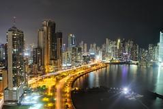 Ciudad de Panamá - Skyline de noche