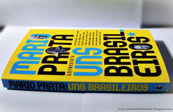 Resenha, livro, Mario Prata entrevista uns brasileiros, Mario Prata, Record, entrevista, humor