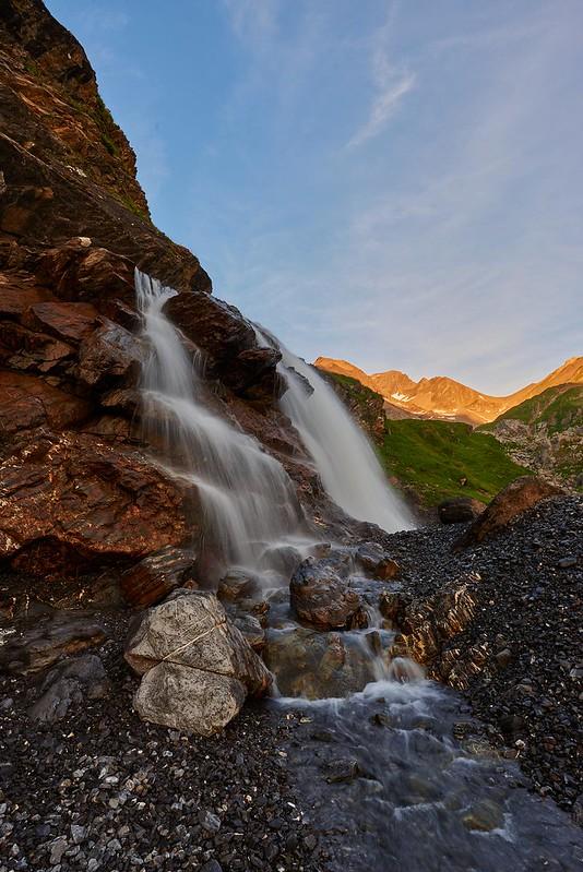Waterfall 1 - Geltenhütte