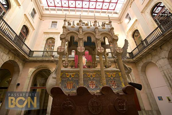 Mausoleo de Jaume I, Tarragona