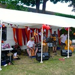 band tent