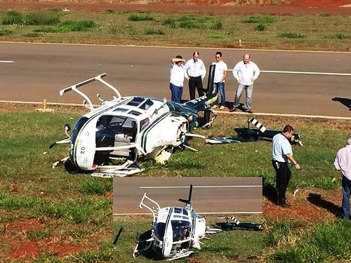 acidente helicóptero 2107